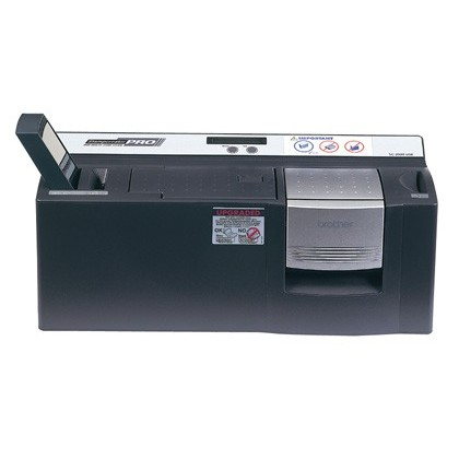 MAQUINA DE SELLOS BROTHER SC-2000USB STAMP CREATOR USB / SERIE