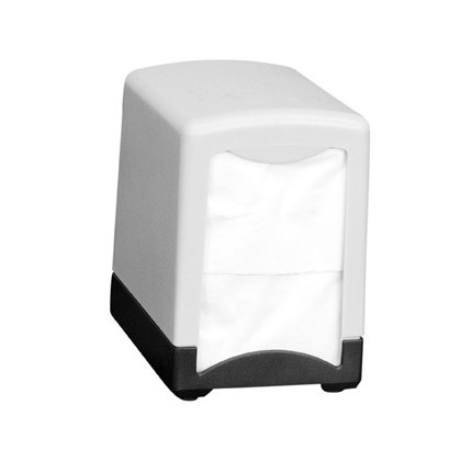 DISPENSADOR HIGIENICO Q-CONNECT DE SERVILLETAS 10X15X13
