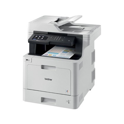 EQUIPO MULTIFUNCION BROTHER MFC-L8900CDW LASER COLOR 31 PPM / 31 PPM COPIADORA ESCANER IMPRESORA FAX BANDEJA