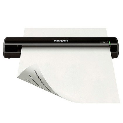 ESCANER EPSON WORKFORCE DS-30 PORTATIL TAMAÑO 216X356MM 600PP 4,6PPM MONO 4,6PPM COLOR HI SPEED USB 2.0 325 GR