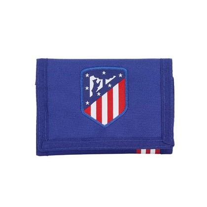 BOLSO ESCOLAR SAFTA PORTATODO ATCO. MADRID CORPORATIVA BILLETERA 125X95 MM