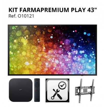 KIT FARMAPREMIUM PLAY 43""