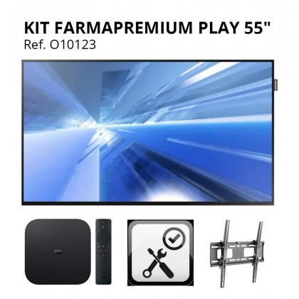 KIT FARMAPREMIUM PLAY 55""