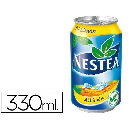 REFRESCO NESTEA LIMON LATA 330ML