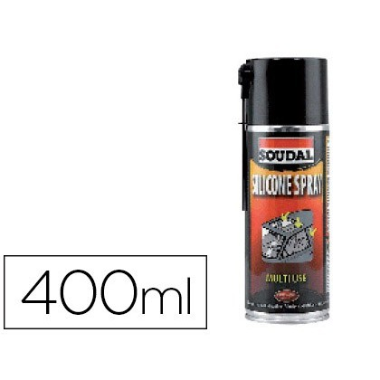 ACEITE LUBRICANTE SOUDAL MULTIUSOS 8 EN 1 SPRAY 400ML