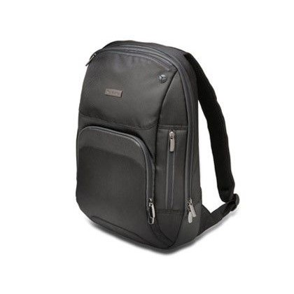 "MALETIN KENSINGTON TRIPLE TREK BACKPACK PARA PORTATIL DE 14"" Y ULTRABOOK COLOR NEGRO 430X310X100 MM"