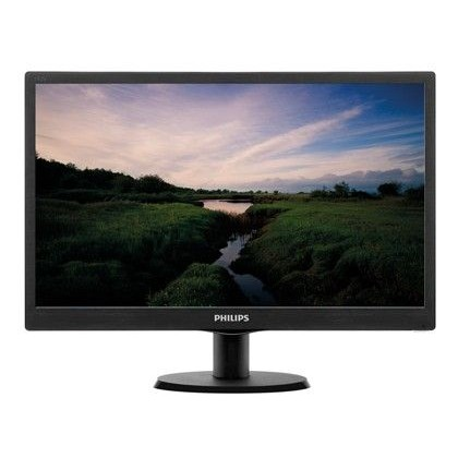 "MONITOR PHILIPS 18,5"" LED RESOLUCION 1366X768"