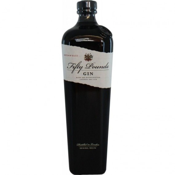GINEBRA FIFTY POUNDS 70CL 107089