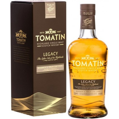 WHISKY TOMATIN LEGACY 70CL 106200