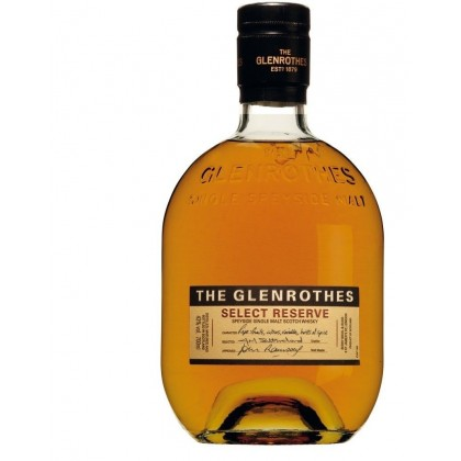 WHISKY DE MALTA GLENROTHES SELECT RESERVE 70CL 106078